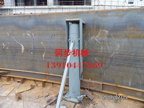 十三化建淮安现场施工图片