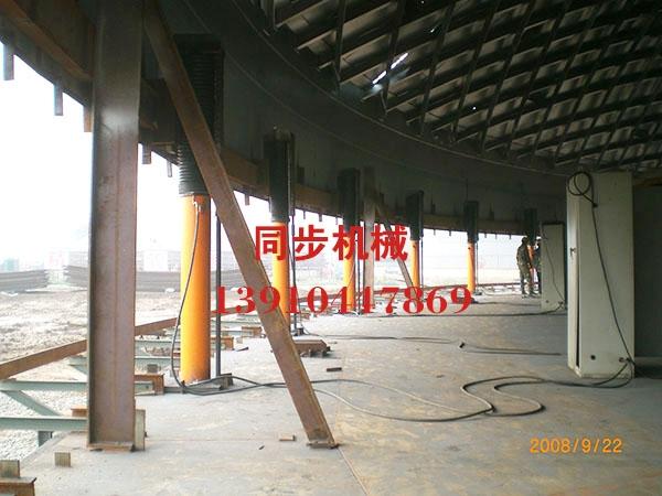 管道三公司郑州现场施工图片