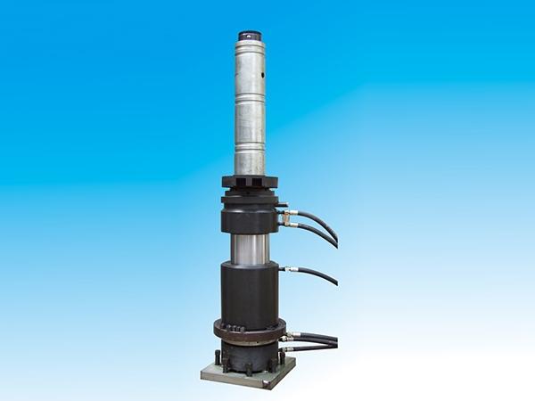 第二代产品ZSQ-PD型系列松卡式液压提升装置